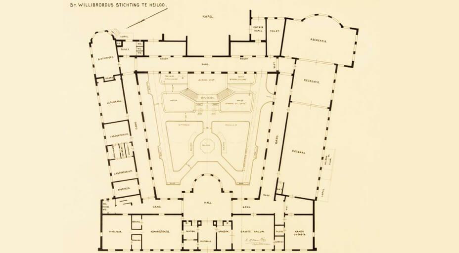 Tuin kapel ggz heiloo - Grot ontwerp ...