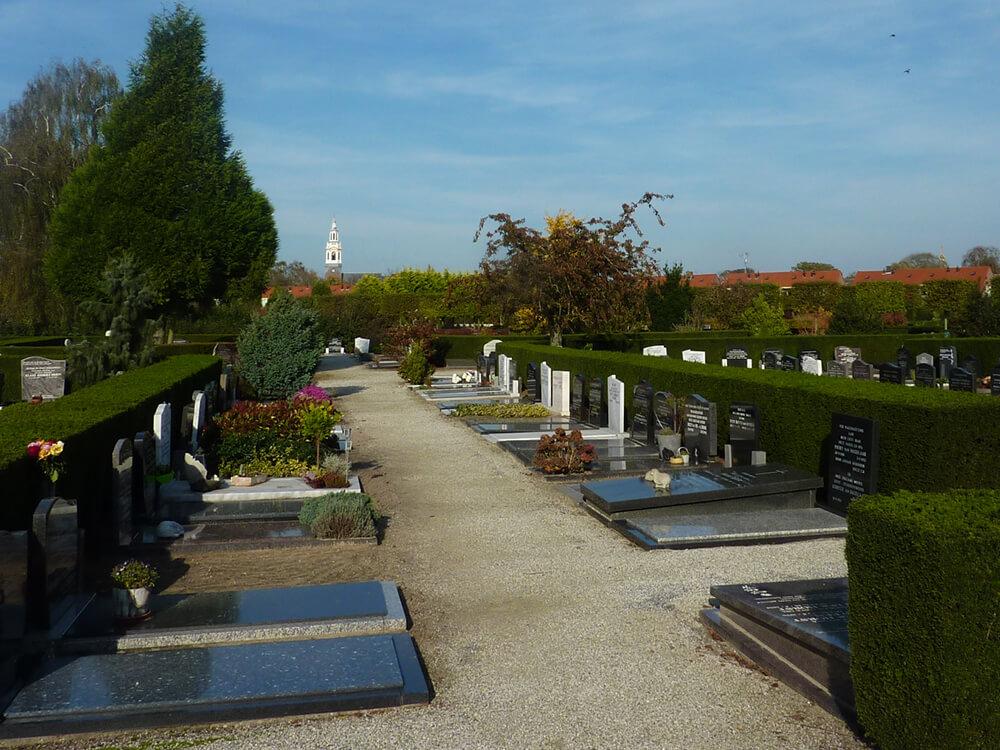 Opdracht begraafplaats nijkerk - Bureau van de uitbreiding ...